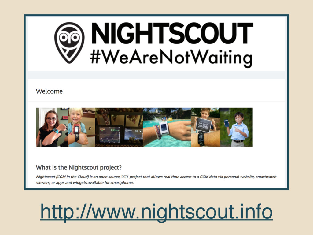 http://www.nightscout.info