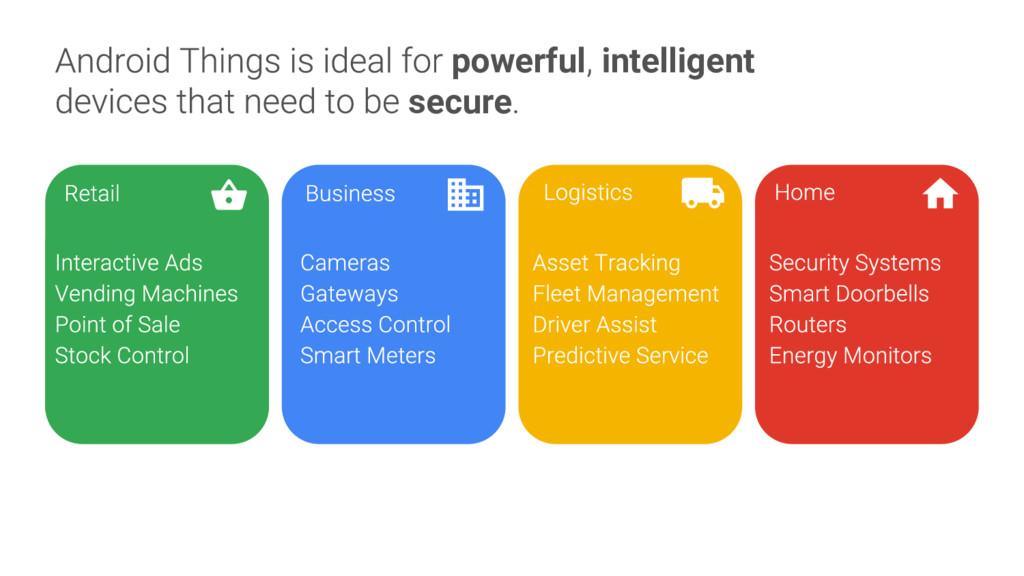 powerful intelligent secure
