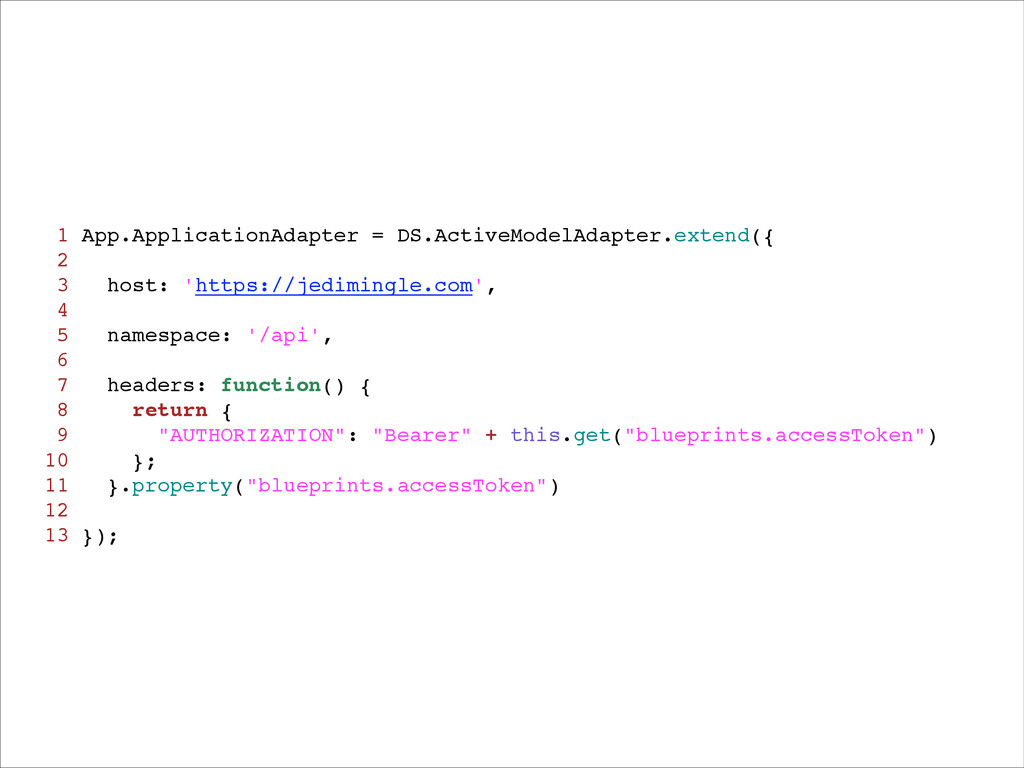 1 App.ApplicationAdapter = DS.ActiveModelAdapte...