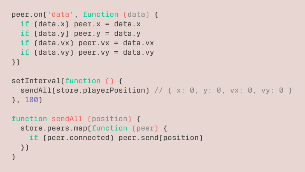 peer.on('data', function (data) { if (data.x) p...
