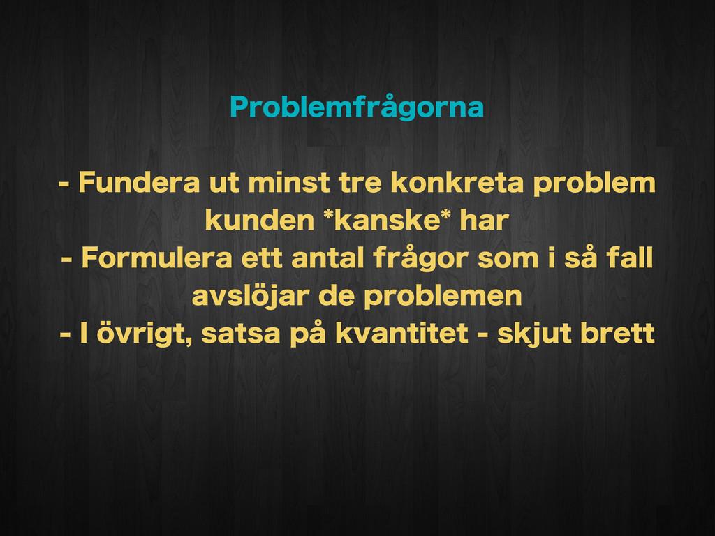 1SPCMFNGSÆHPSOB 'VOEFSBVUNJOTUUSFLPOLSFUB...