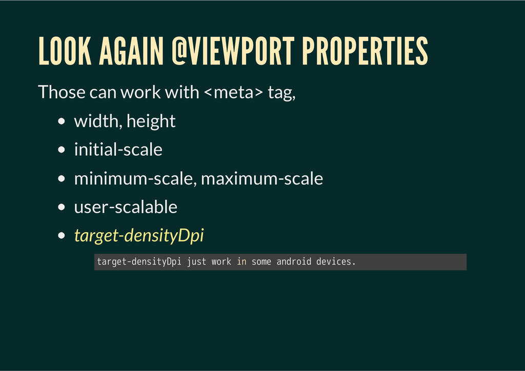 LOOK AGAIN @VIEWPORT PROPERTIES Those can work ...
