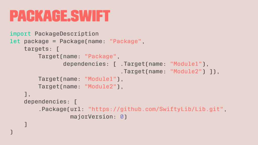 Package.swift import PackageDescription let pac...