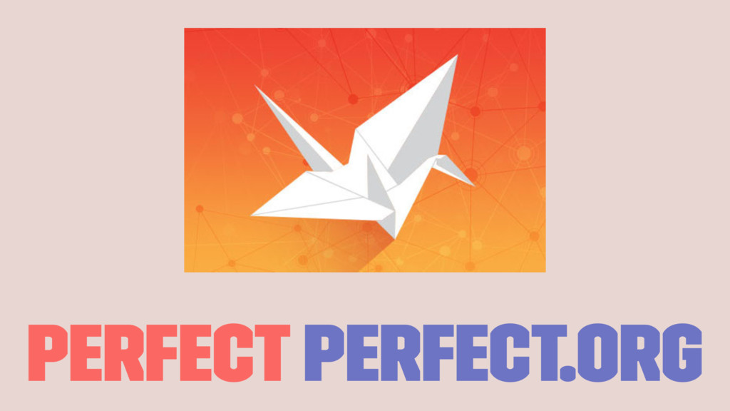 Perfect perfect.org