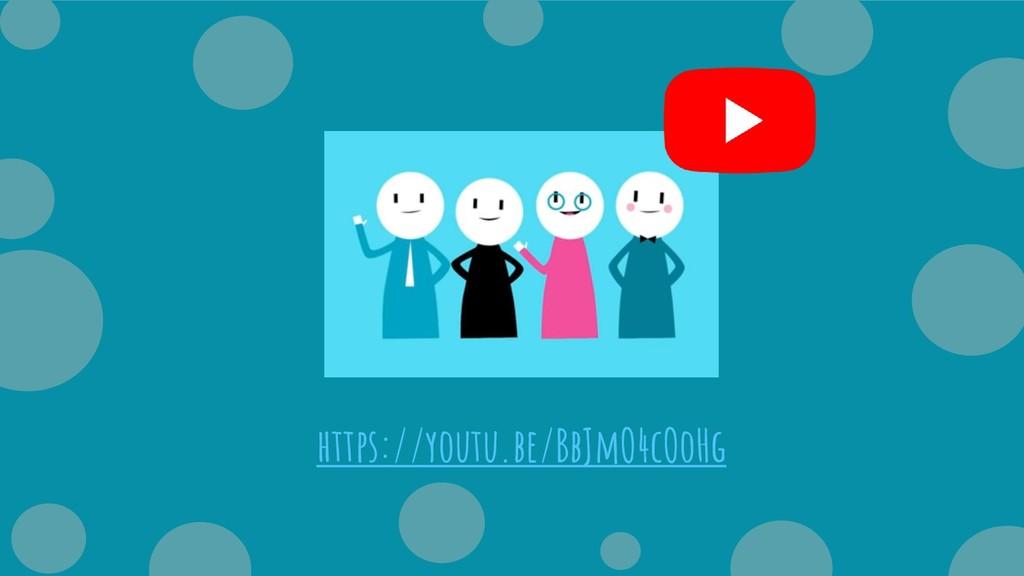 https://youtu.be/BbJmO4cOoHg
