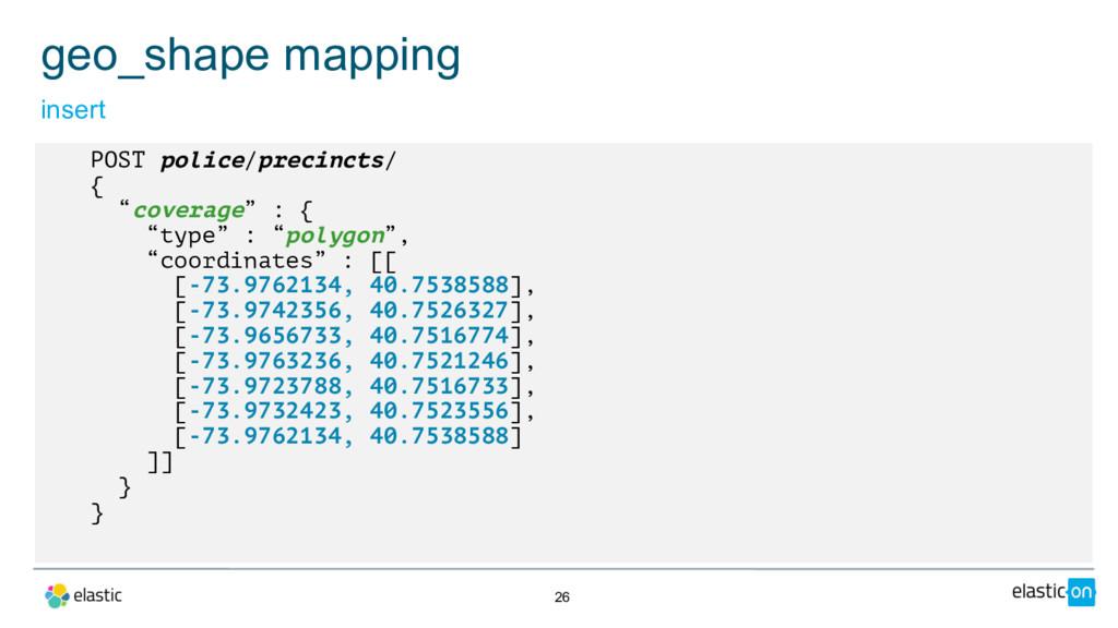 26 insert geo_shape mapping POST police/precinc...