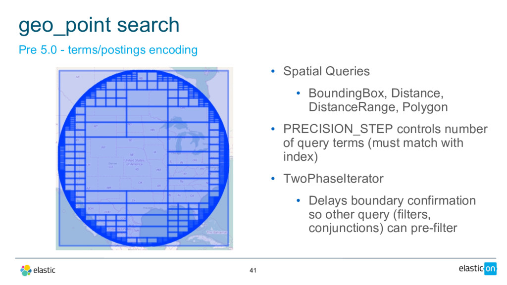 41 geo_point search Pre 5.0 - terms/postings en...