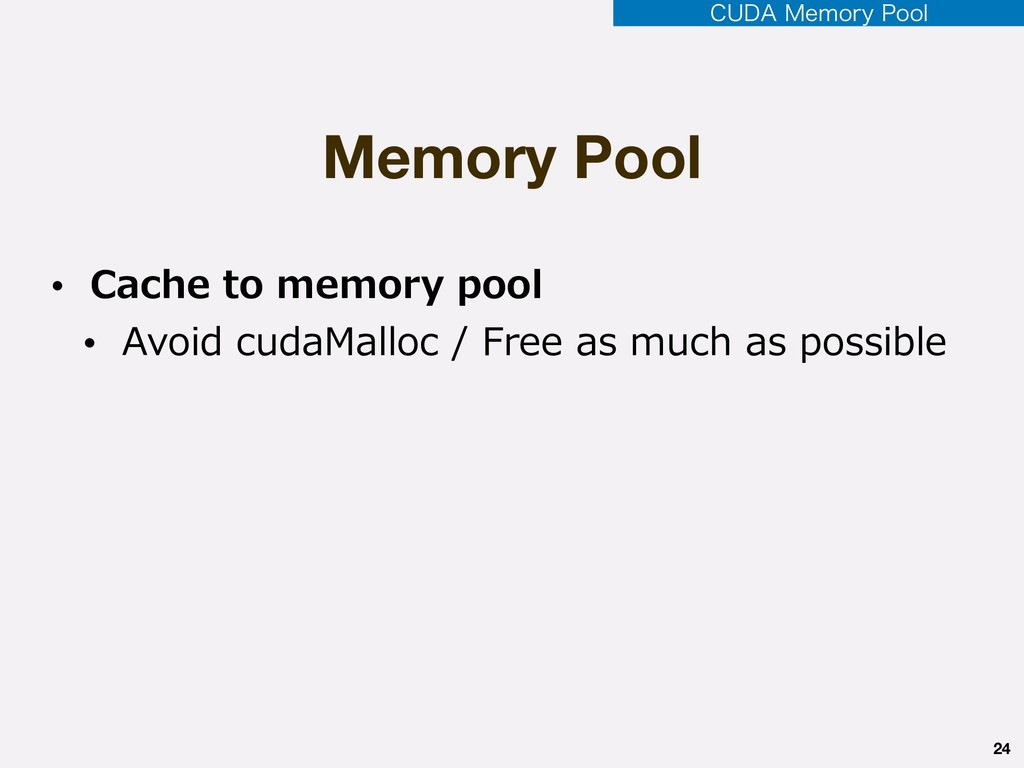 """Memory Pool 24 $6%"""".FNPSZ1PPM • Cache to memo..."""