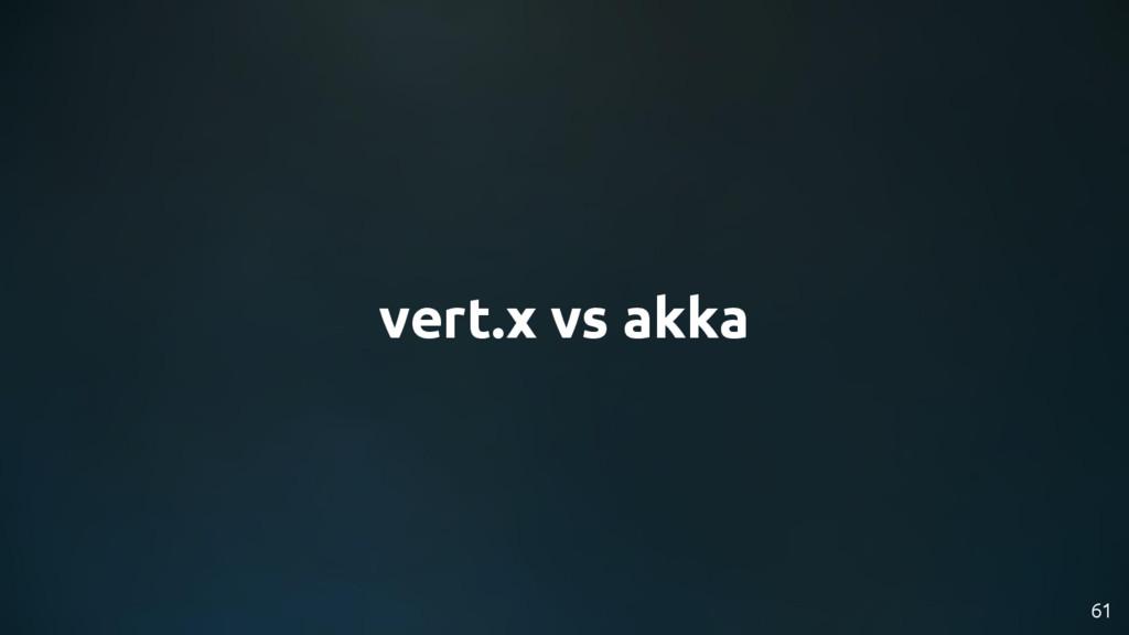 61 vert.x vs akka