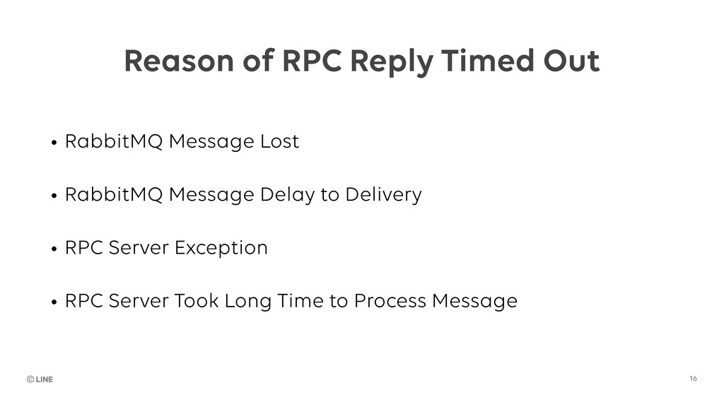16 Reason of RPC Reply Timed Out • RabbitMQ Mes...