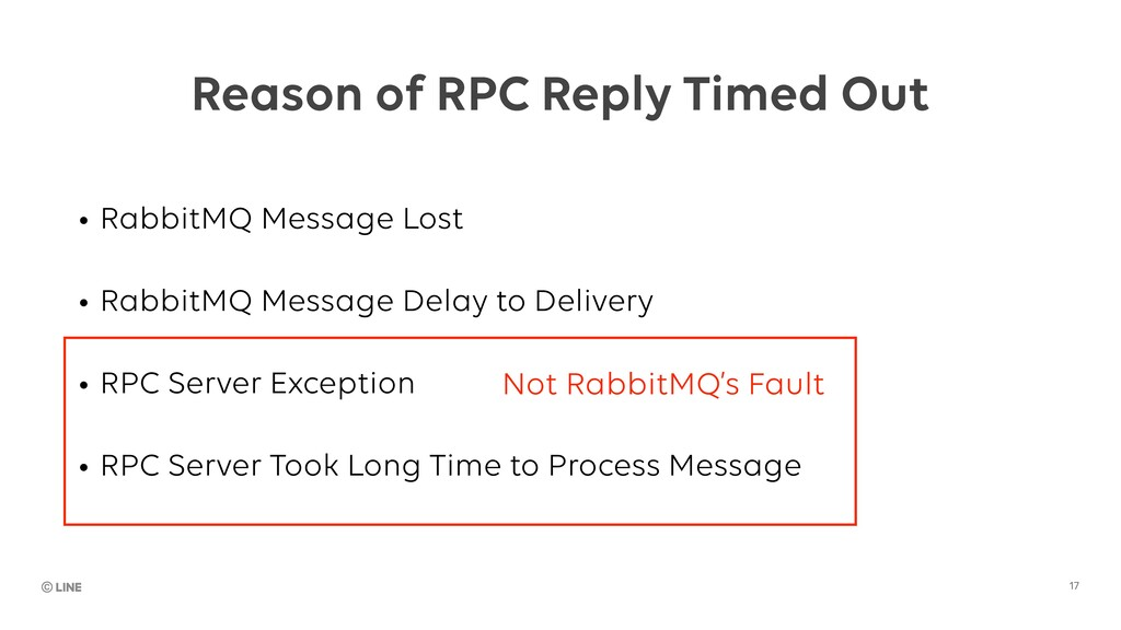 17 Reason of RPC Reply Timed Out • RabbitMQ Mes...