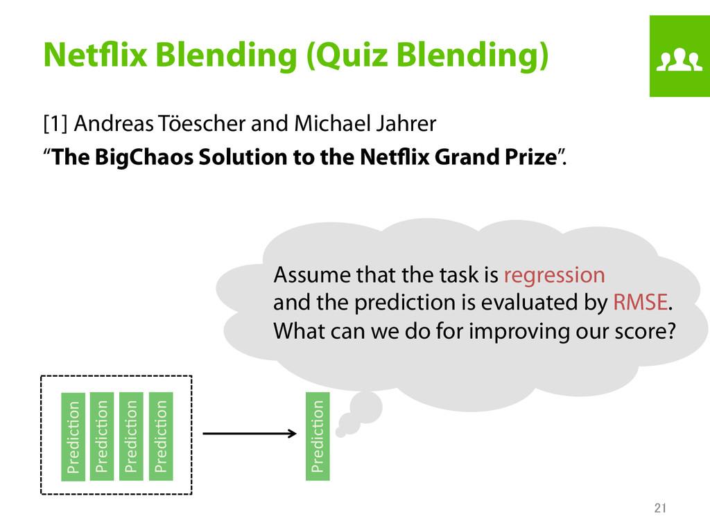 Netflix Blending (Quiz Blending) [1] Andreas T...
