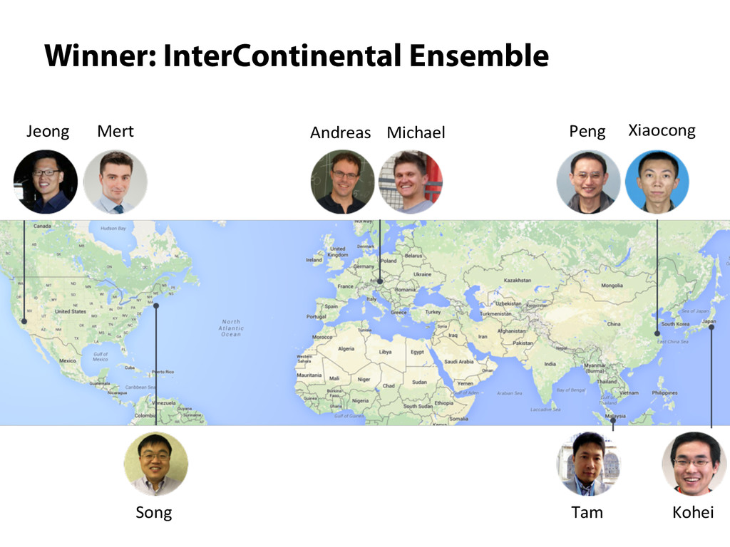Winner: InterContinental Ensemble Jeong Mert A...