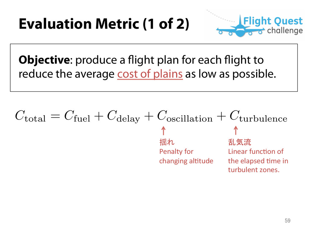 Evaluation Metric (1 of 2) Objective: produce ...