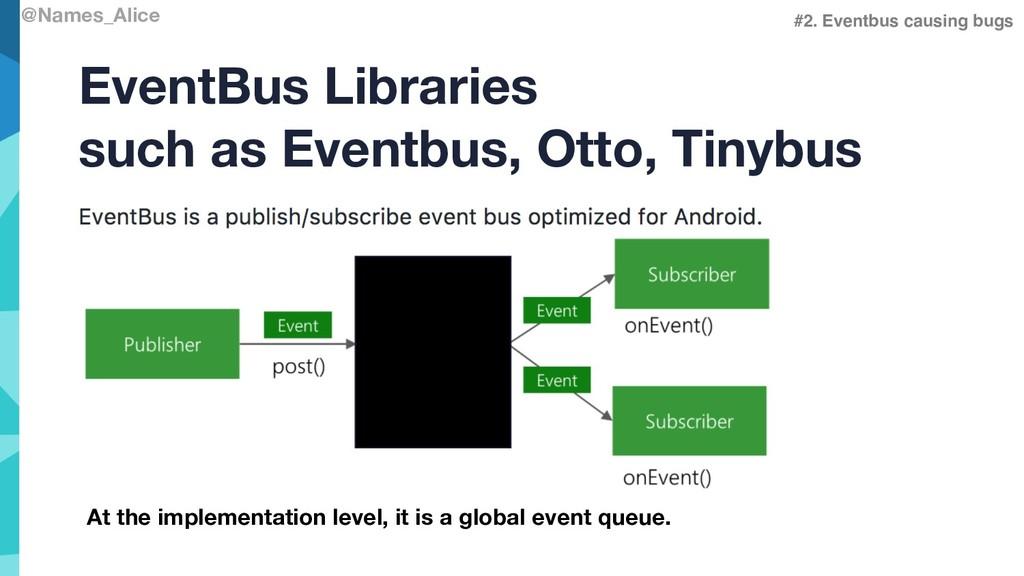 @Names_Alice EventBus Libraries such as Eventbu...