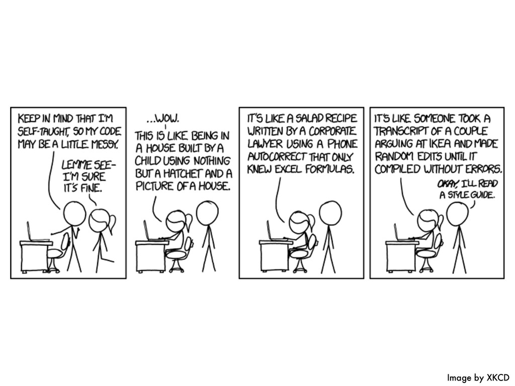 Image by XKCD