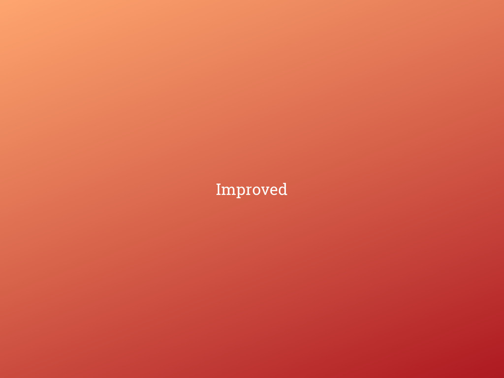 Improved