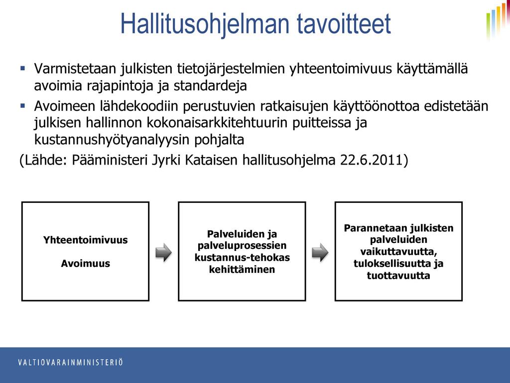 20.6.2013 JulkICT § Varmistetaan julkisten ti...