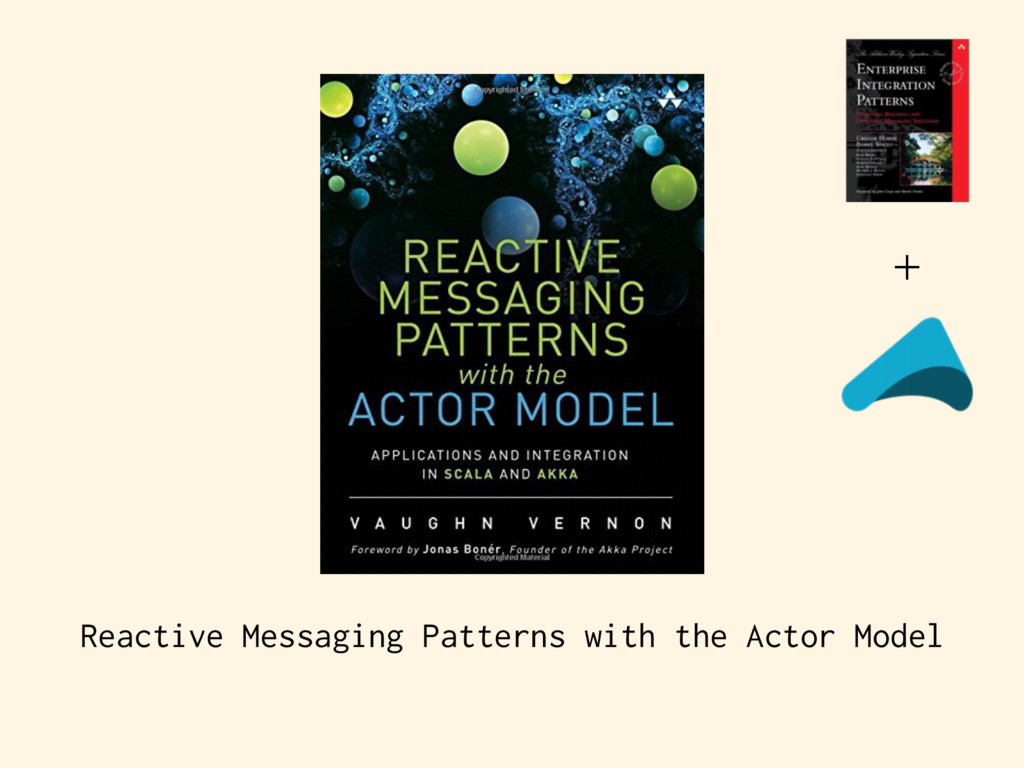 Reactive Messaging Patterns with the Actor Mode...