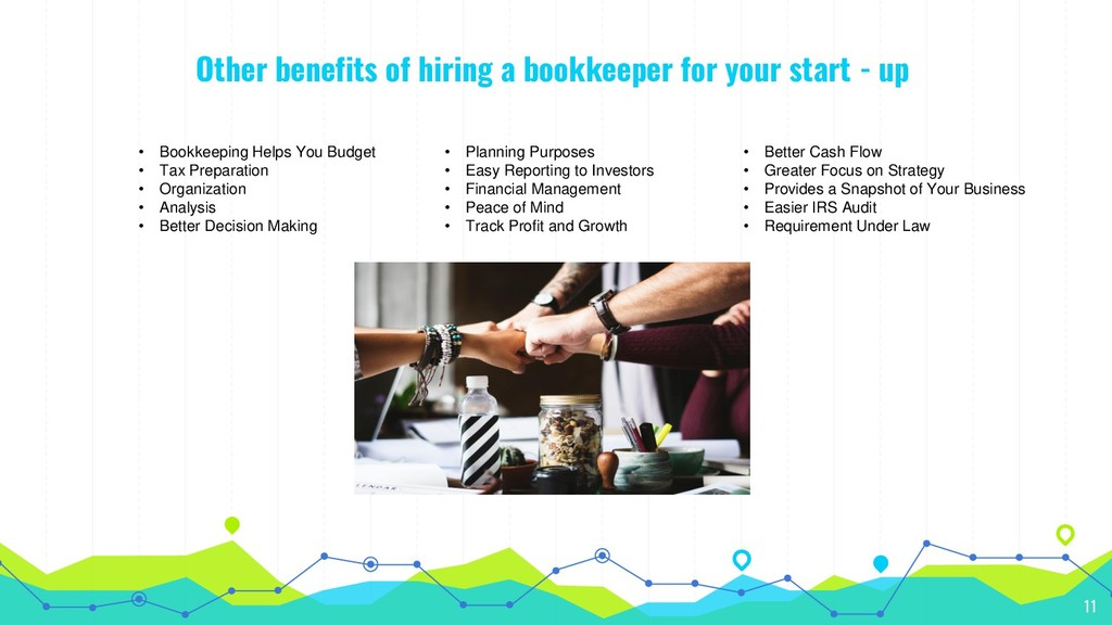Other benefits of hiring a bookkeeper for your ...