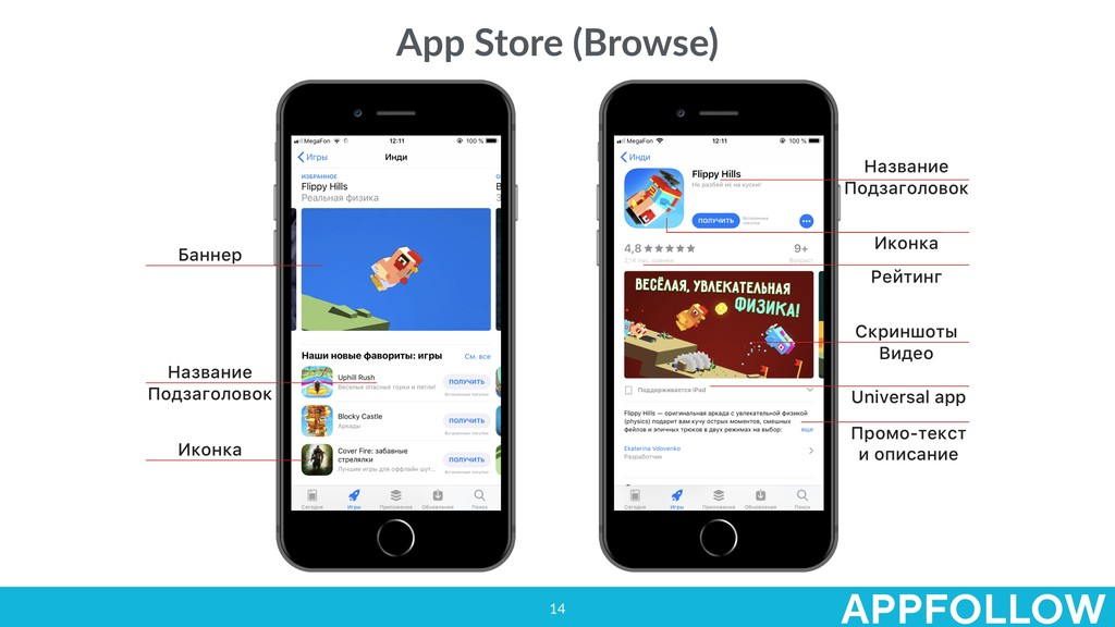 14 App Store (Browse) 14