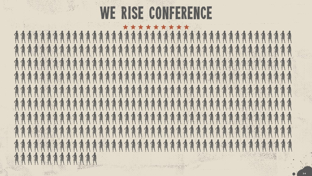 !3 4 WE rise Conference