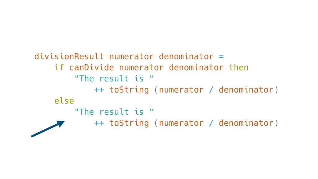 divisionResult numerator denominator = if canDi...