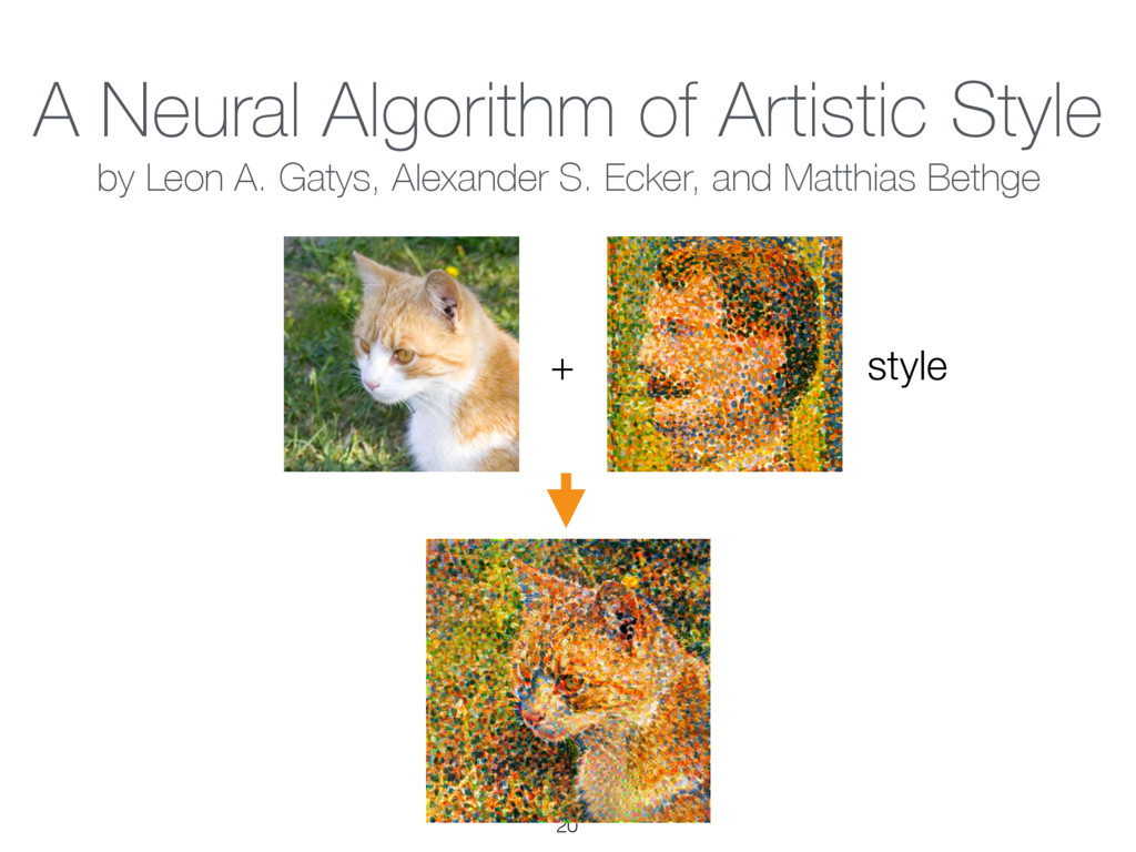 A Neural Algorithm of Artistic Style by Leon A....