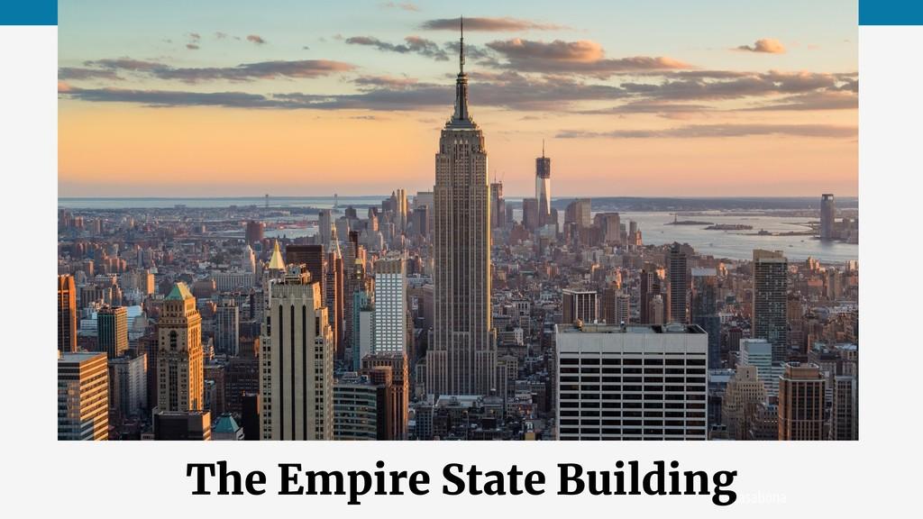 @jcasabona The Empire State Building