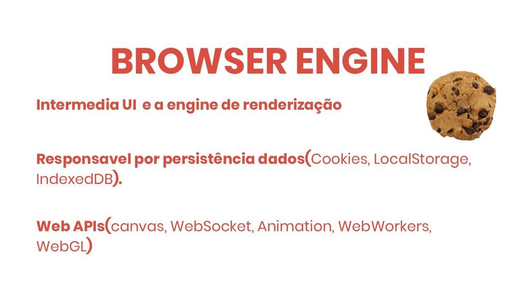 BROWSER ENGINE Intermedia UI e a engine de rend...