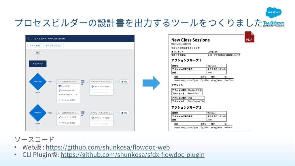 • Web : https://github.com/shunkosa/flowdoc-web...