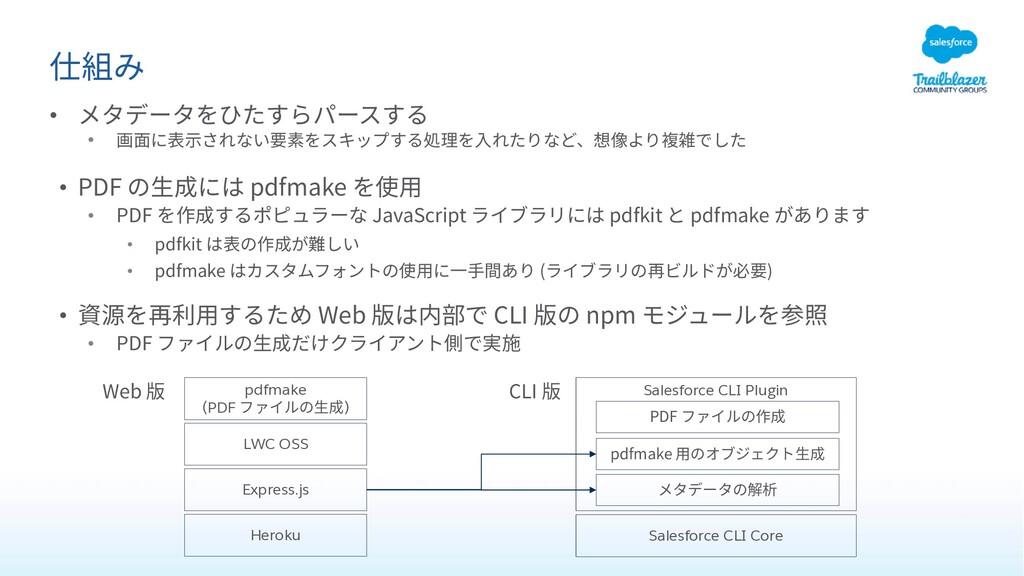 • • • PDF pdfmake • PDF JavaScript pdfkit pdfma...