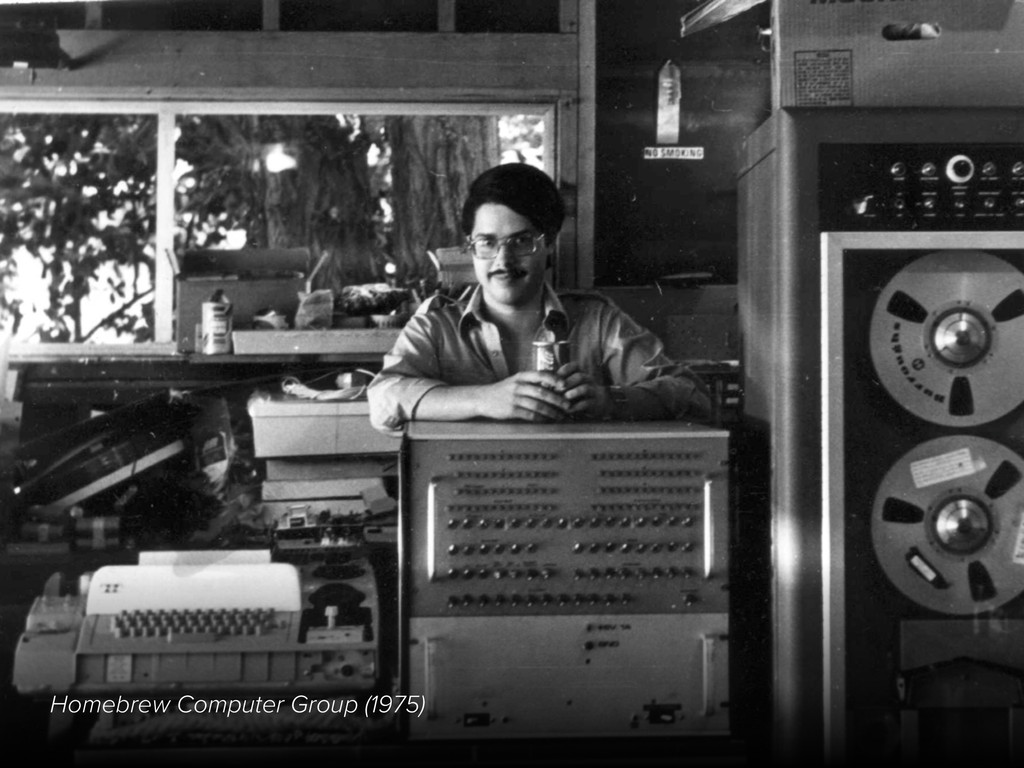 Homebrew Computer Group (1975)