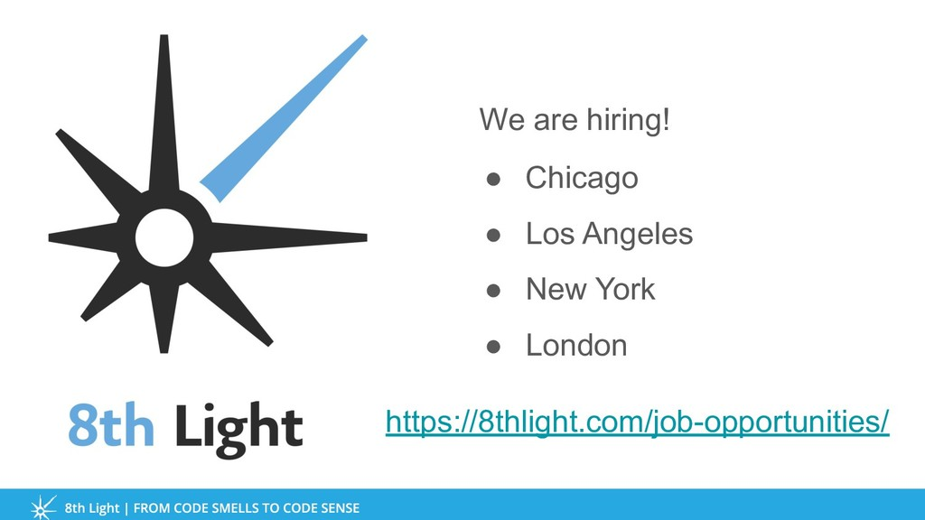 We are hiring! ● Technical Expert ● Consulting ...