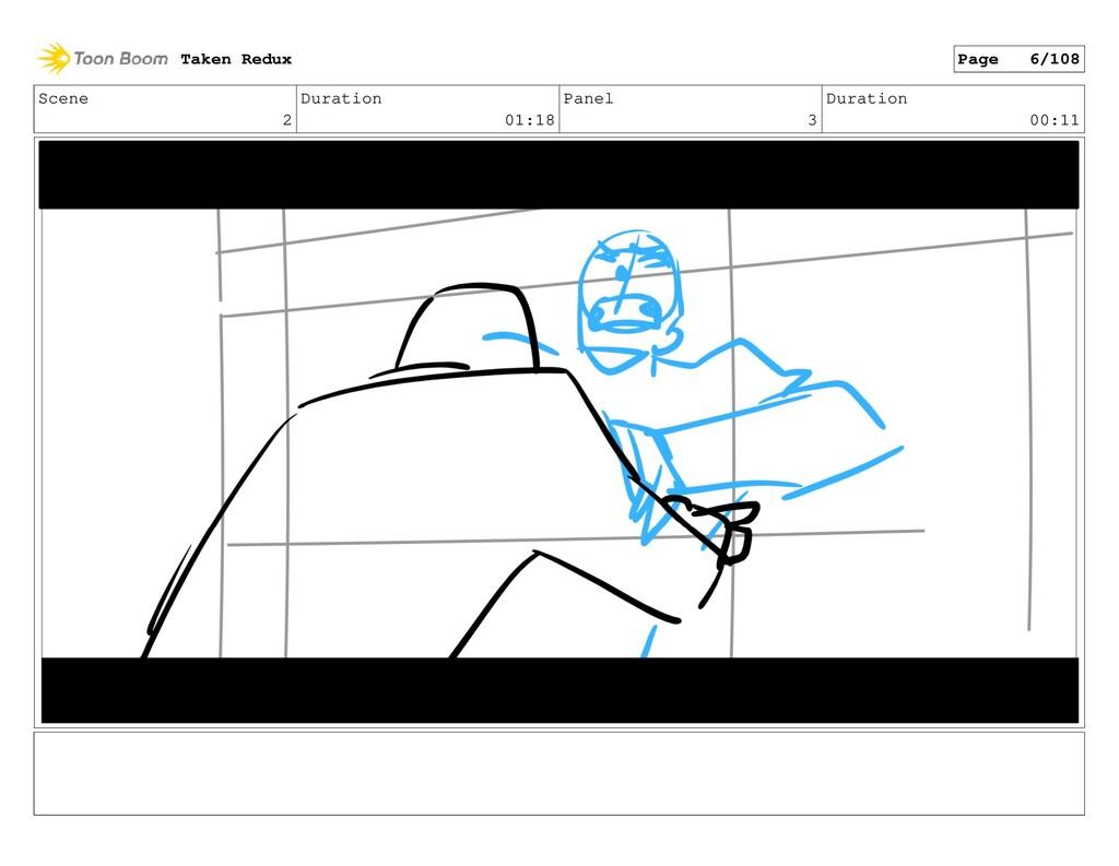 Scene 2 Duration 01:18 Panel 3 Duration 00:11 T...