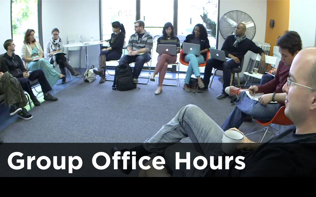 Group Office Hours