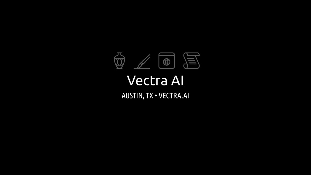 Vectra AI AUSTIN, TX • VECTRA.AI