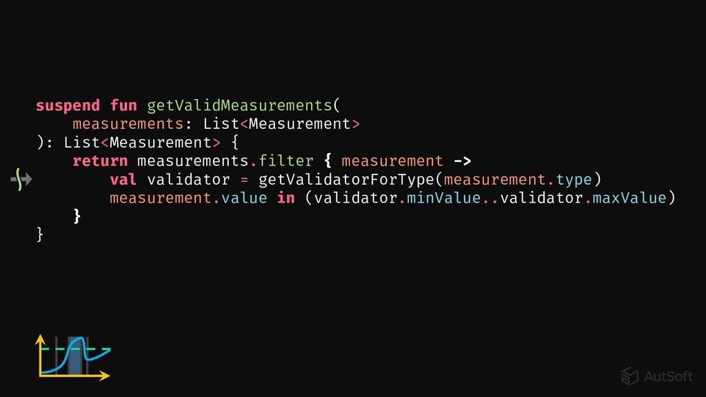 return measurements.filter { measurement -> val...