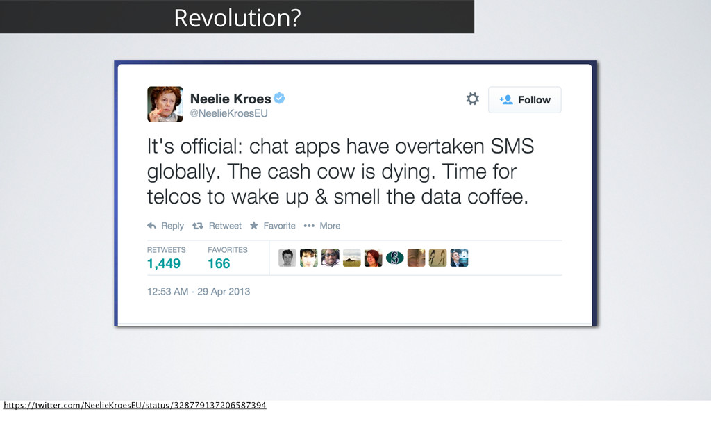 12 Revolution? https://twitter.com/NeelieKroesE...