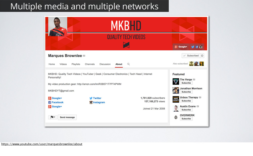 22 Multiple media and multiple networks https:/...