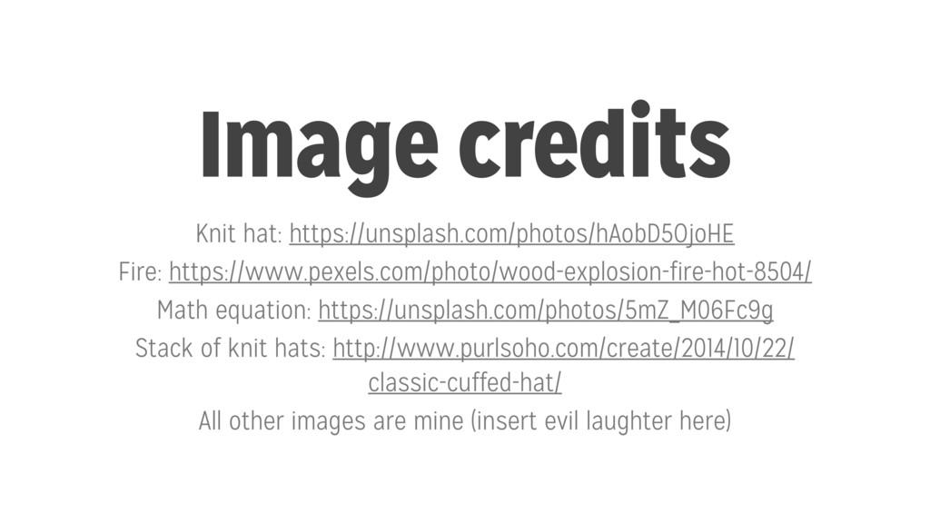 Image credits Knit hat: https://unsplash.com/ph...