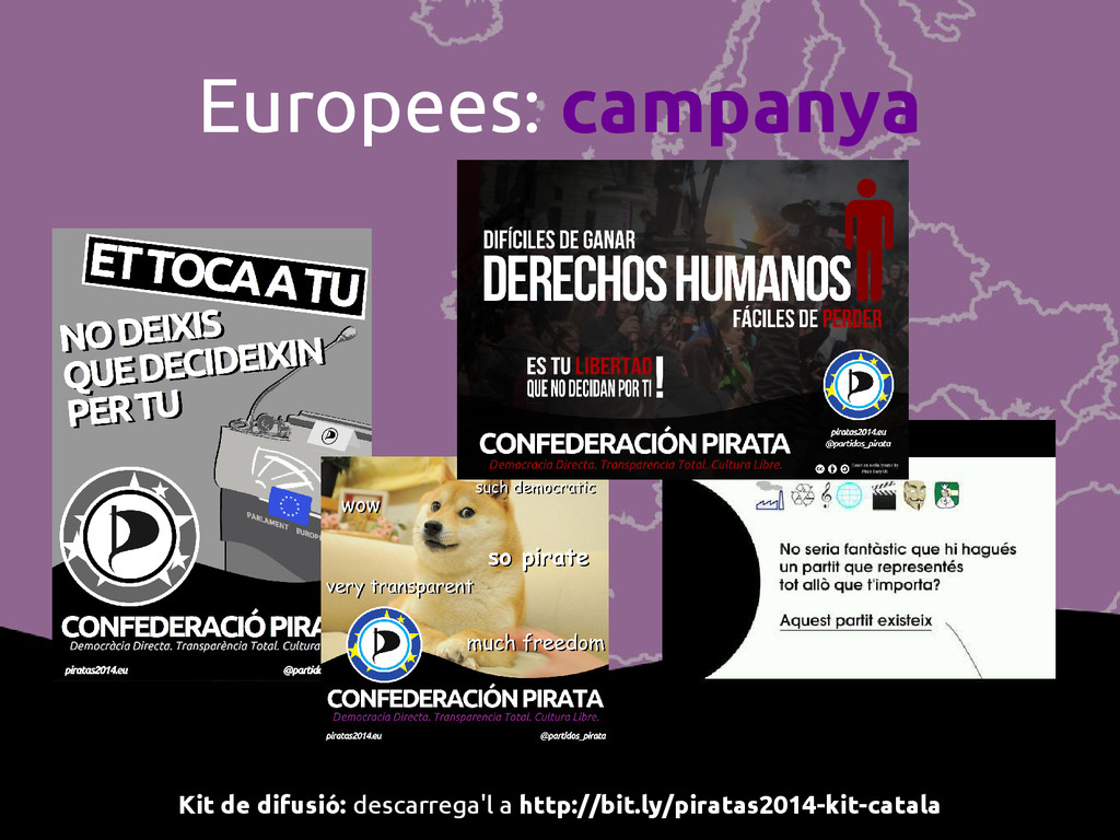 Europees: campanya Kit de difusió: descarrega'l...