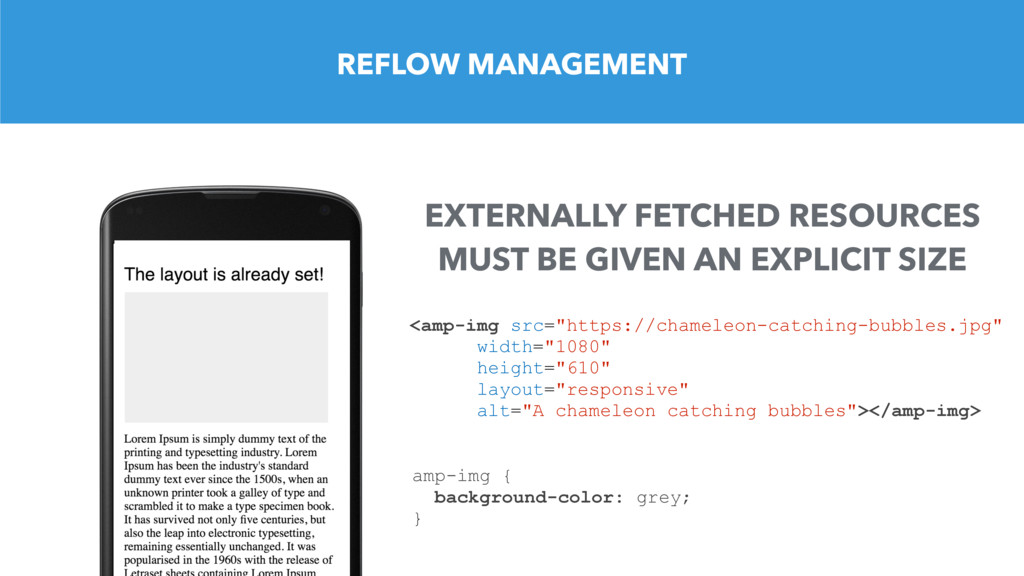 REFLOW MANAGEMENT EXTERNALLY FETCHED RESOURCES ...