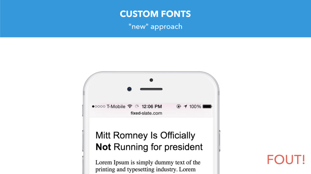"""""""new"""" approach CUSTOM FONTS fixed- FOUT!"""