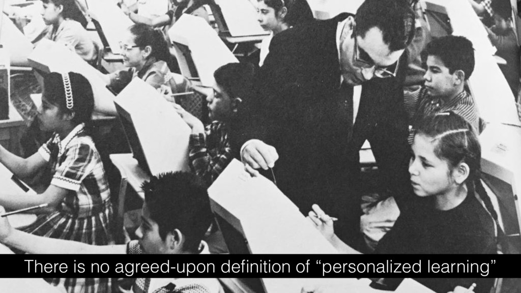 "There is no agreed-upon definition of ""personali..."
