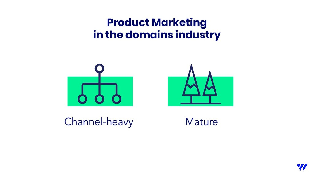 Product Marketing in the domains industry Chann...