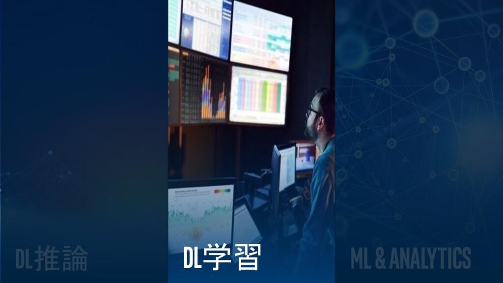 インテル株式会社 23 ML& AnALytics DL学習 DL推論