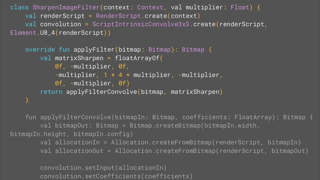 class SharpenImageFilter(context: Context, val ...
