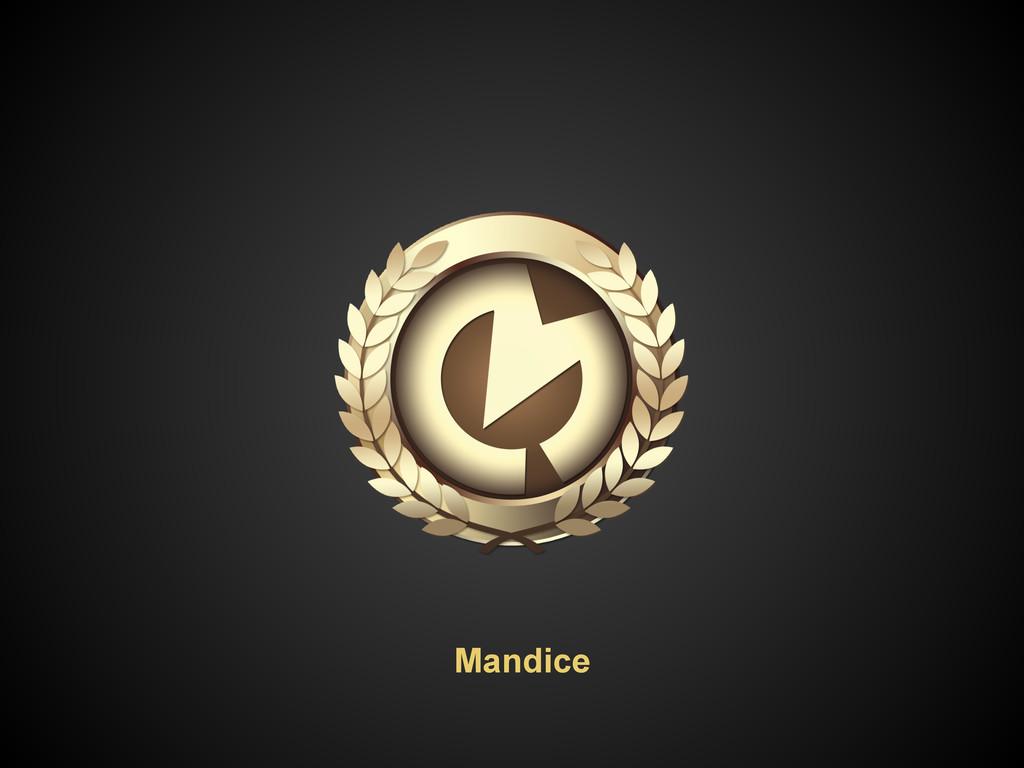 Mandice