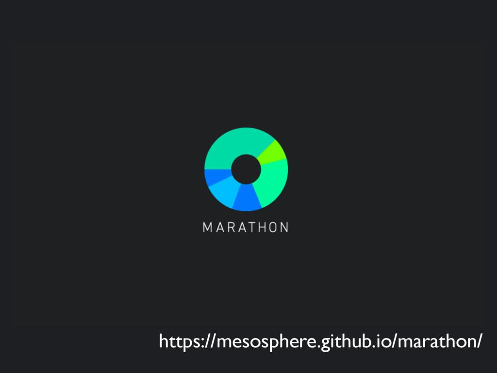 https://mesosphere.github.io/marathon/